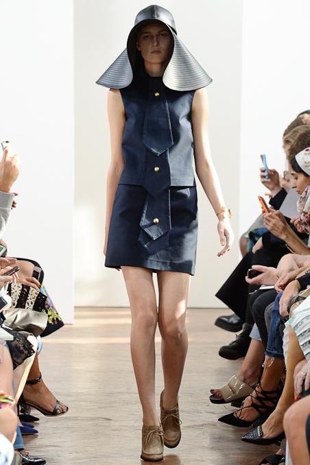 J.W. Anderson - London Fashion Week Spring-Summer 2015