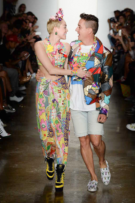 Jeremy Scott - Spring-Summer 2015