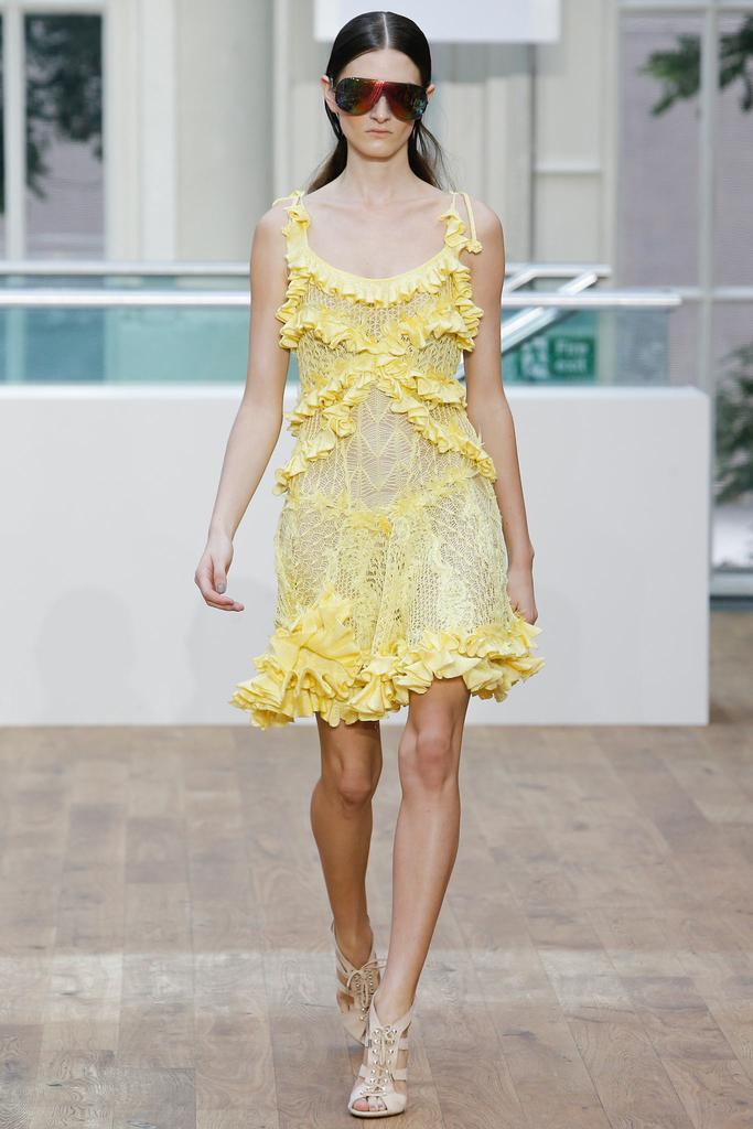 Julien Macdonald - London Fashion Week Spring-Summer 2015