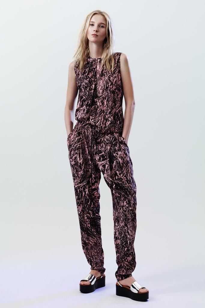 McQ Alexander McQueen - London Fashion Week Spring-Summer 2015