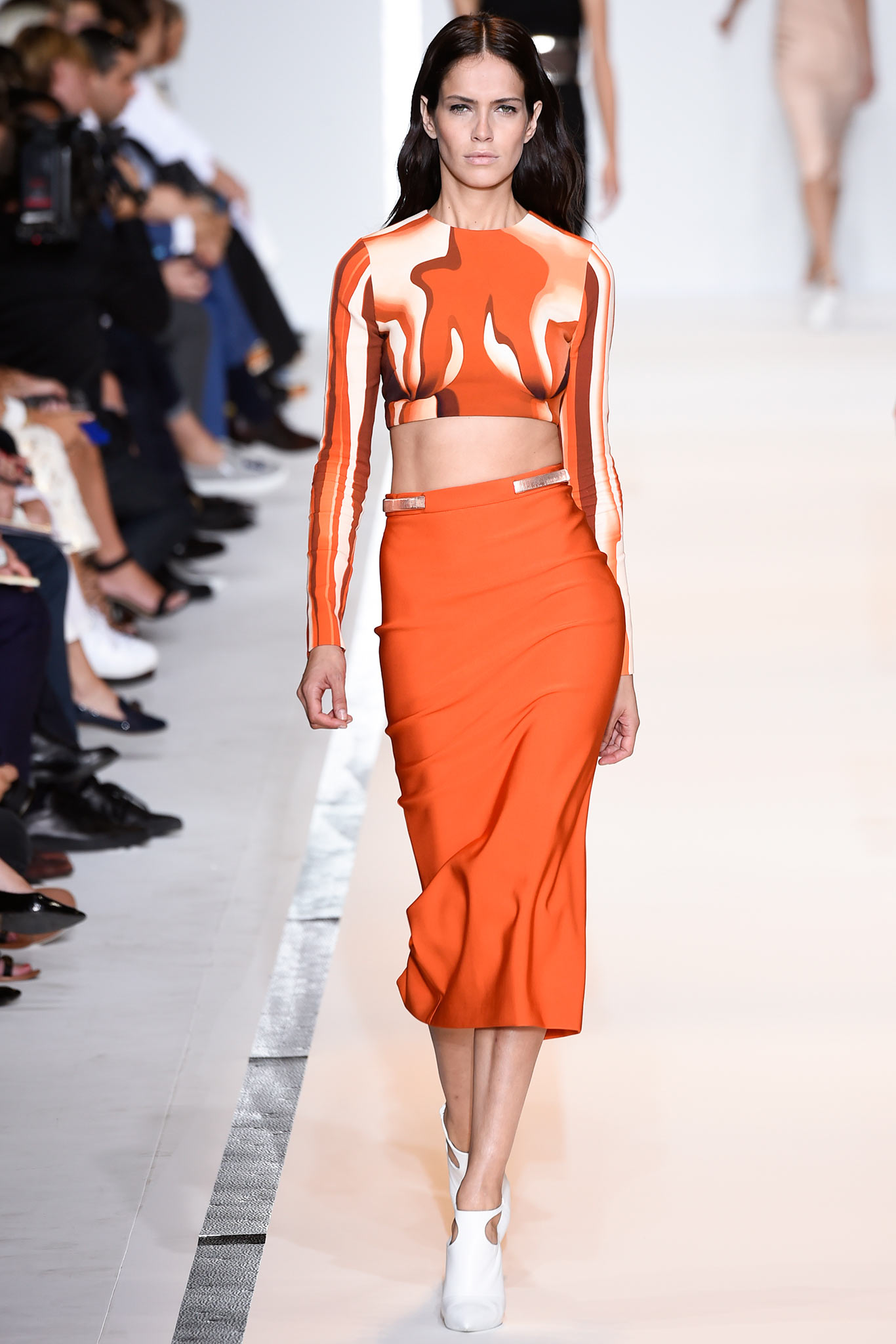 Mugler - Paris Fashion Week Spring-Summer 2015