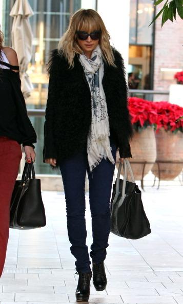Celebrity Sightings In Los Angeles - December 20, 2011