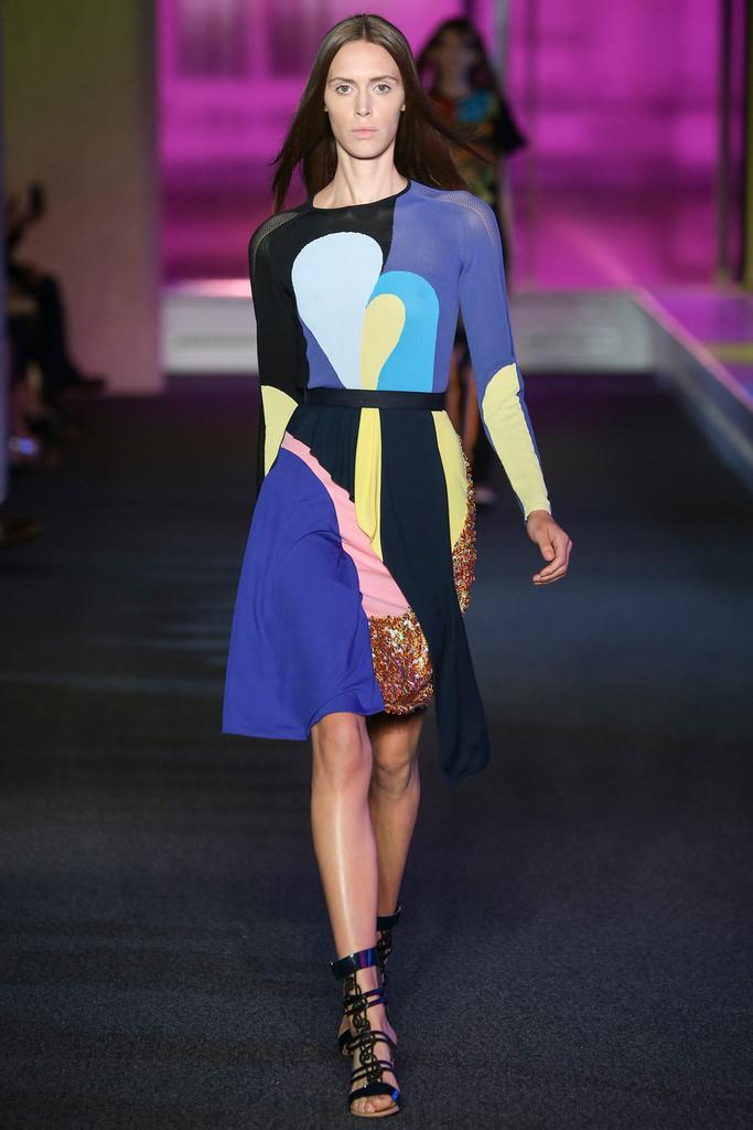 Peter Pilotto - Spring-Summer 2015