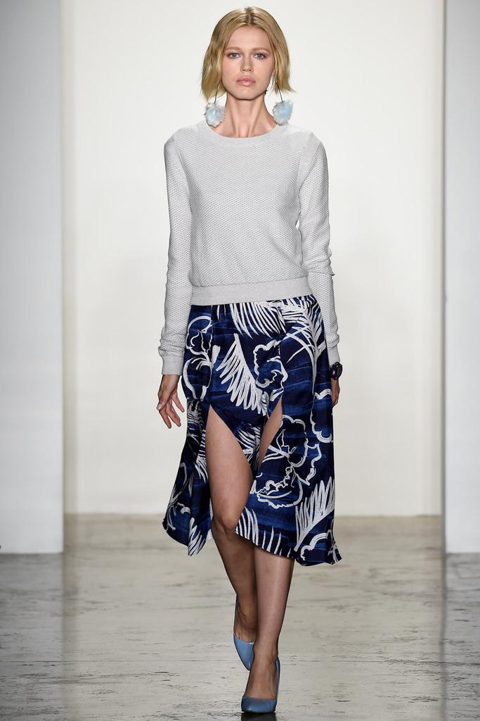 Timo Weiland- Spring-Summer 2015