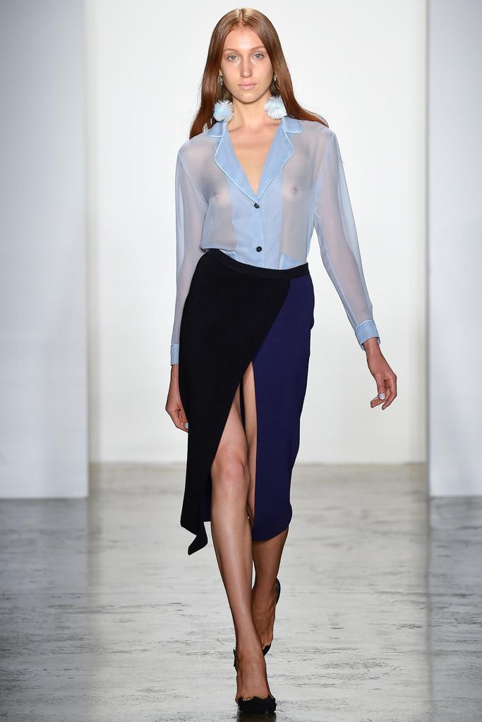 Timo Weiland - New York Fashion Week Spring-Summer 2015