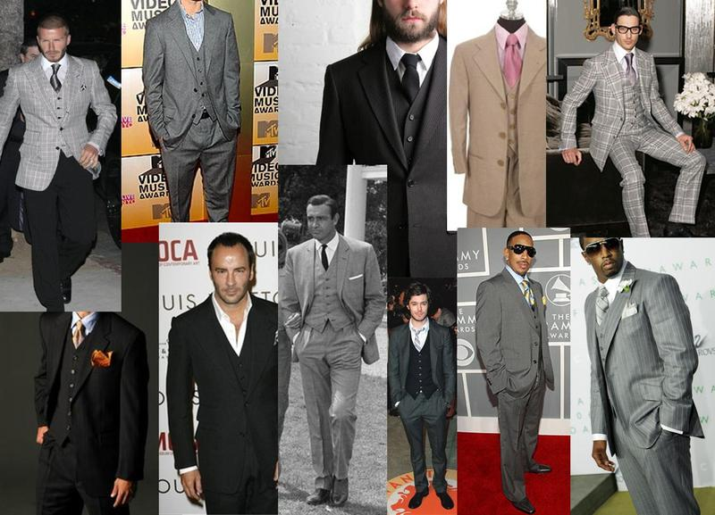 Back to Class: The 3-piece Suit