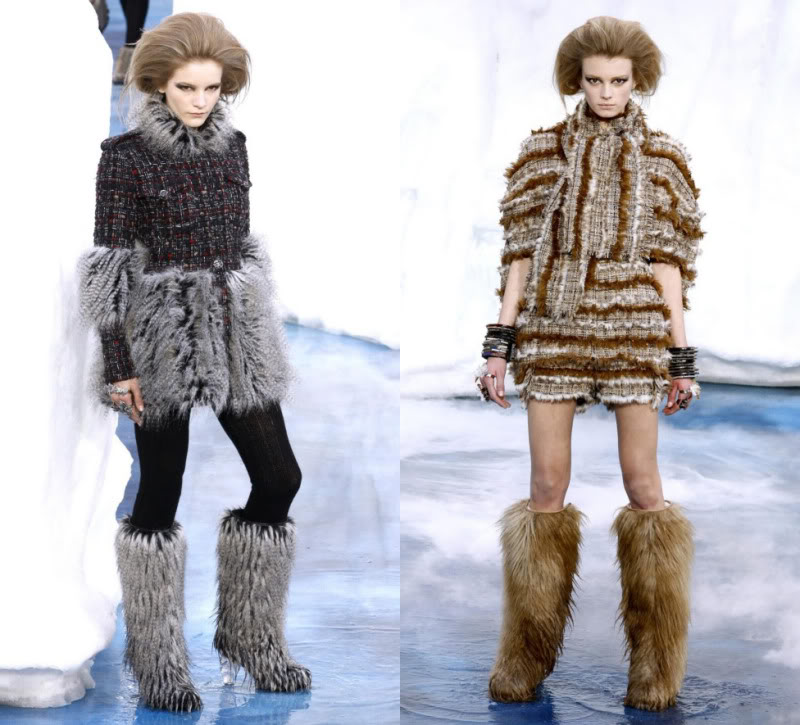 Chanel - Fall 2010-Winter 2011