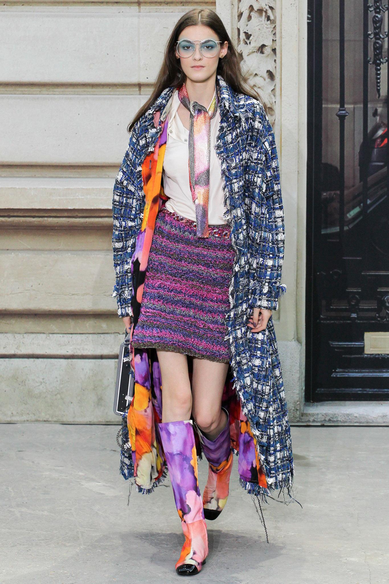 Chanel - Spring-Summer 2015