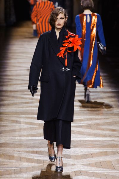 Dries Van Noten - Fall 2014-Winter 2015