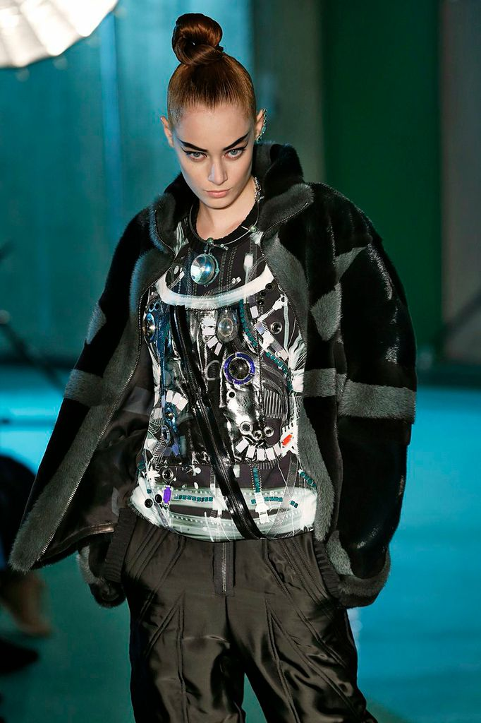 Jean Paul Gaultier - Fall 2014-Winter 2015