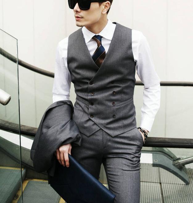 Sexy Happens: the 3-piece Suit