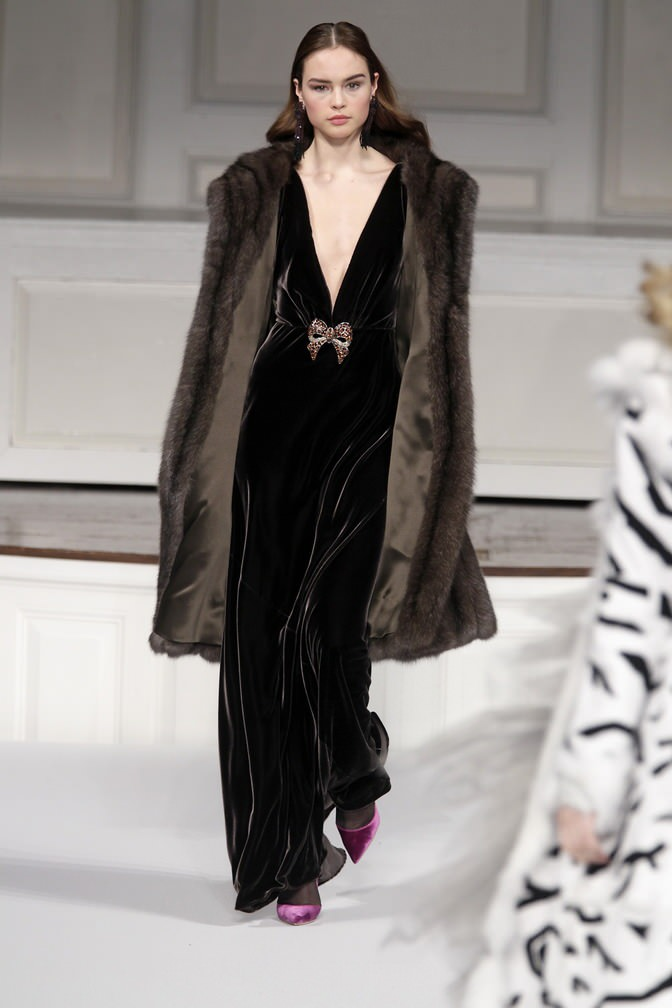Oscar de la Renta - Fall 2011-Winter 2012