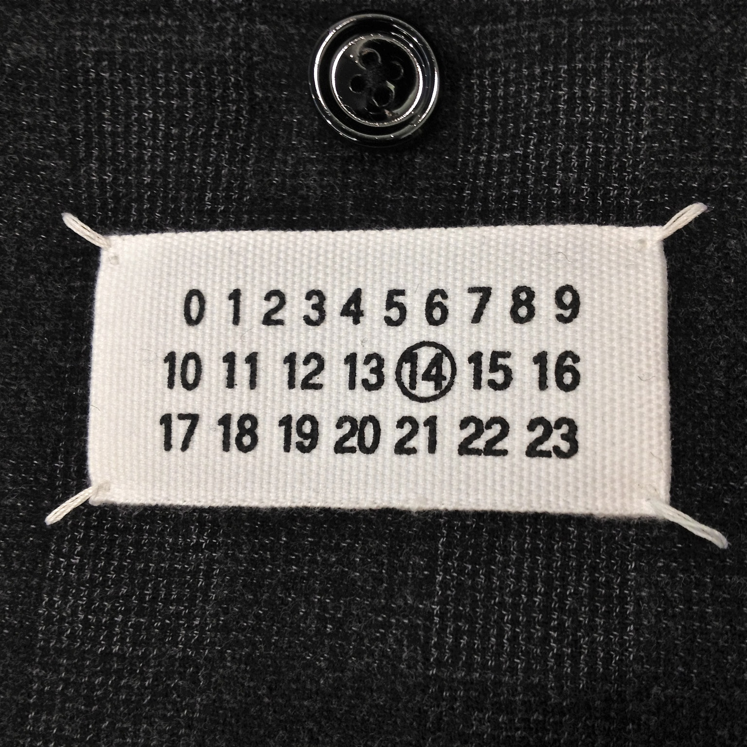 The Maison Martin Margiela label