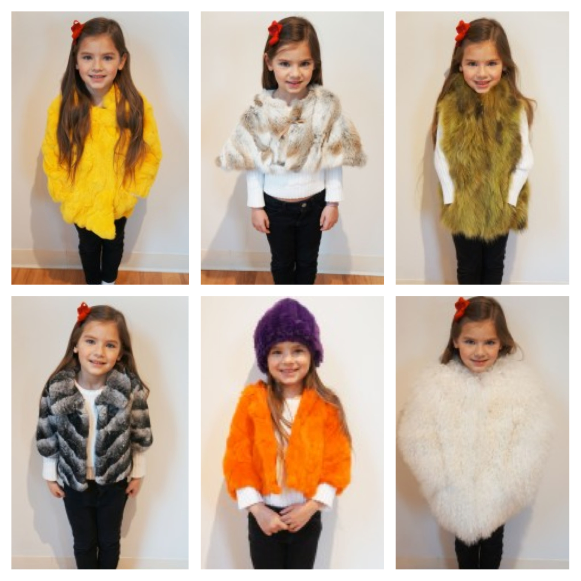 Designer Adrienne Landau makes your little one a little more hug-able with her Fall/Winter 2014-15 kids line
