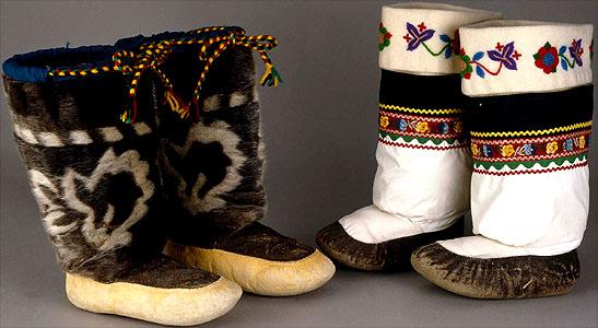 Arctic Clothing from Igloolik