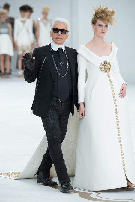 Chanel - Haute Couture Fall 2014-Winter 2015