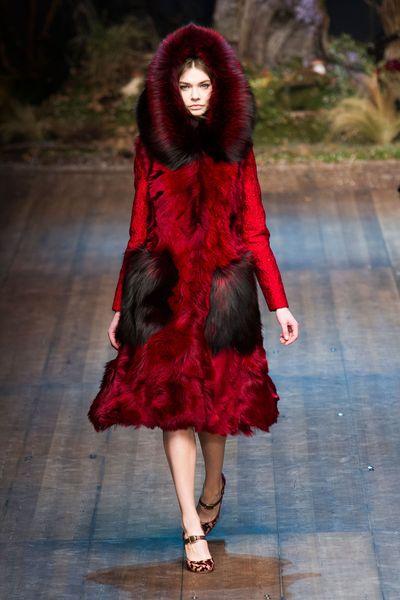 Dolce & Gabbana - Fall 2014-Winter 2015