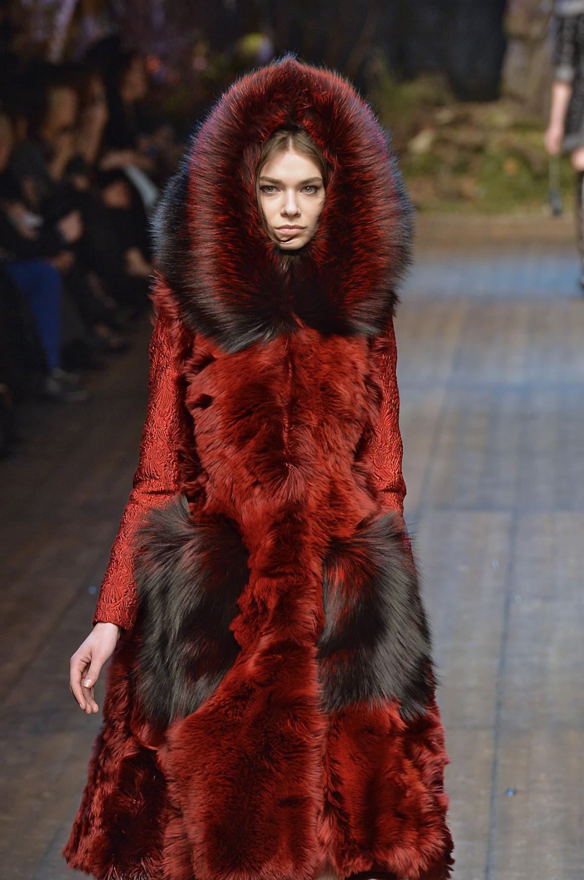 Dolce and Gabbana Fall 2014 - Winter 2015