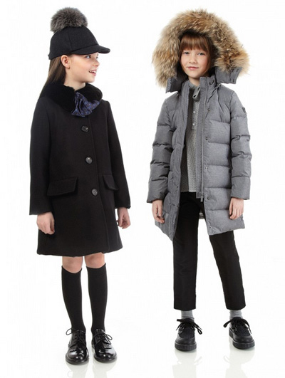 Fendi Kids Fall/winter 2014-15