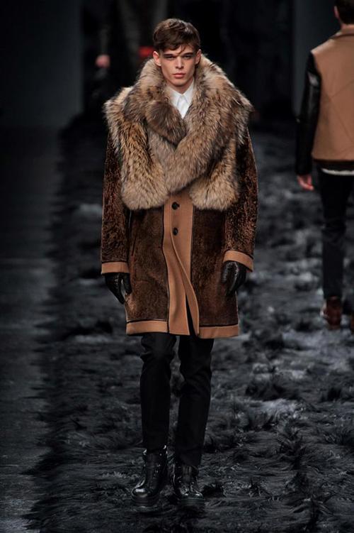 Fendi Men's Fall 2014 - Winter 2015