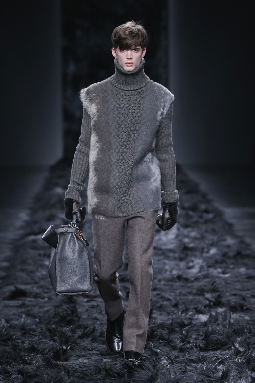 Fendi Men's - Fall 2014- Winter 2015