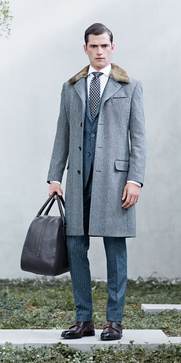 Hugo Boss -  Fall 2014-Winter 2015