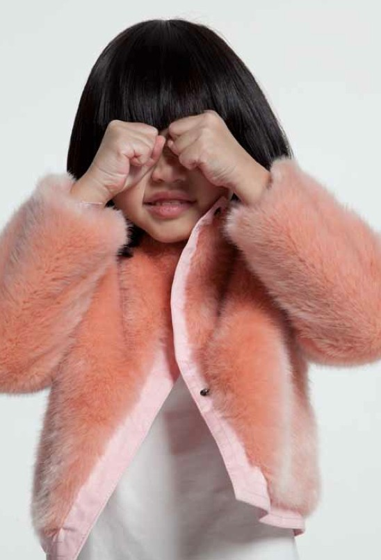 Kenzo kid's Fall/Winter 2014-15