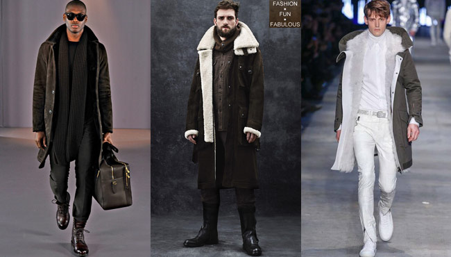 Men's Coats | FUR's latest TREND