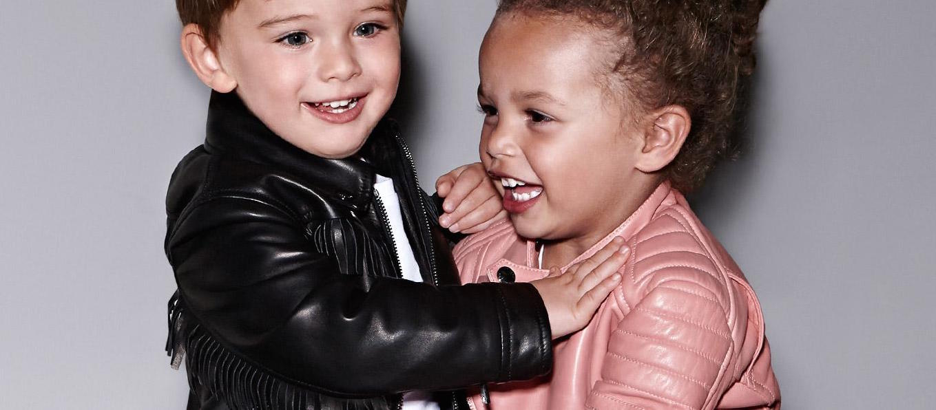 Leather jackets for kids - Tom Ford Introduces Limited Edition Kids Jackets