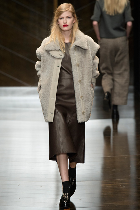 Trussardi - Fall 2014-Winter 2015