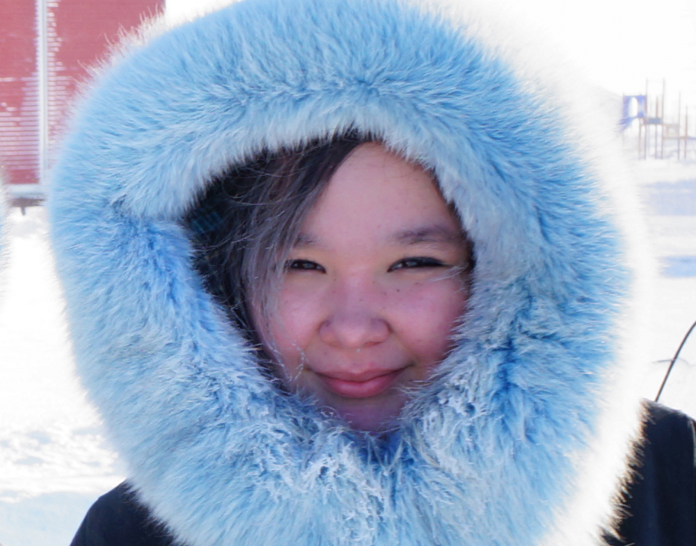 how to make inuit clothing
