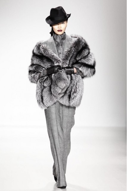 Zang Toi Fall/Winter 2014-15