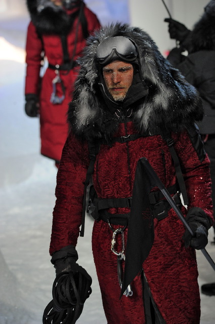 Moncler Gamme Rouge - Fall 2013-Winter 2014