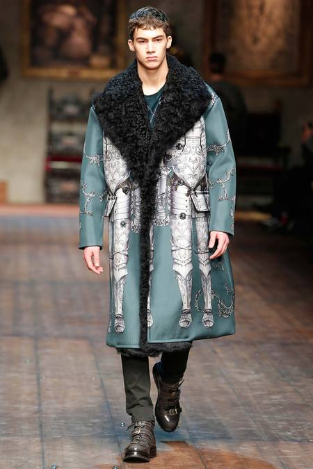 Dolce & Gabbana - Fall 2014-Winter 2015