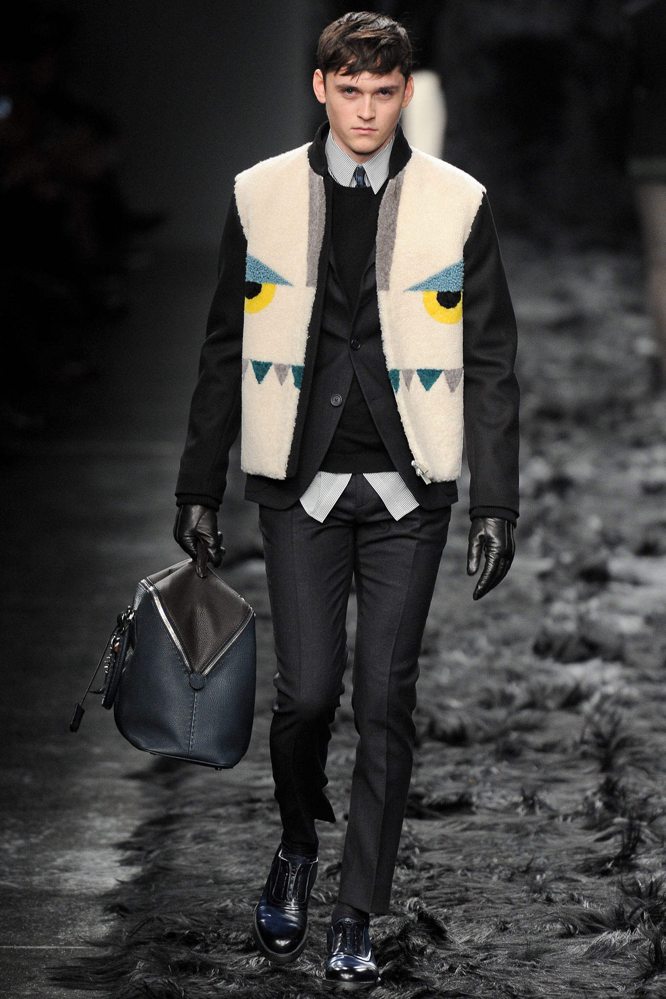 Fendi - Fall 2014-Winter 2015
