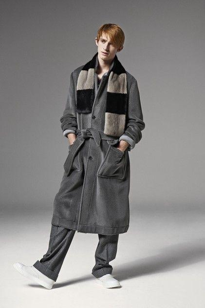 Marc Jacobs Menswear Fall 2014- Winter 2015
