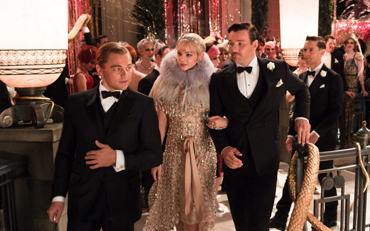Our idea of the ultimate New Year's soiree ....a scene for The Great Gatsby