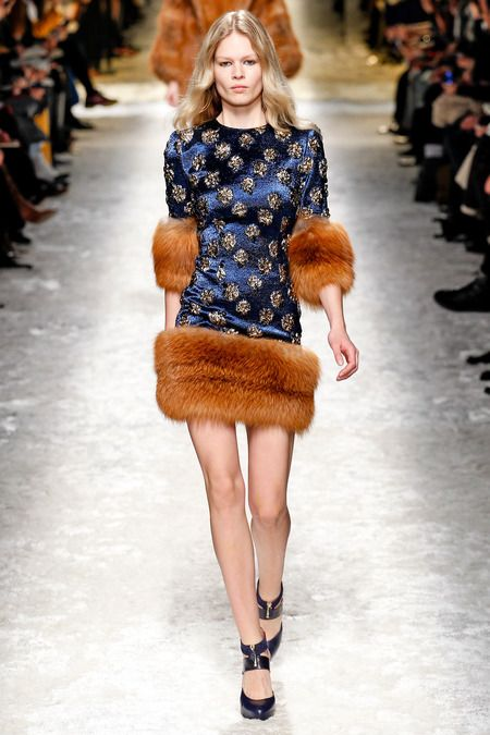 Blumarine - Fall 2014- Winter 2015