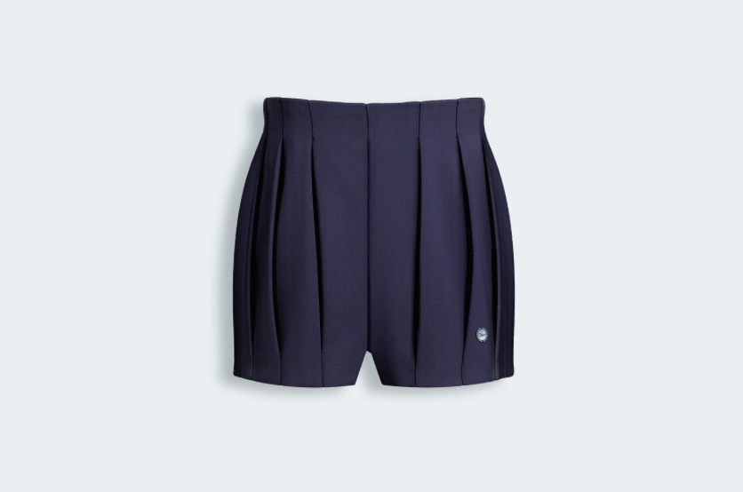 Woolen Shorts - Baby Dior - Fall 2014-Winter 2015