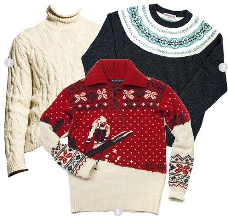 Ski Sweaters redux