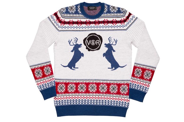 Après-Ski sweaters by Viktor & Rolf