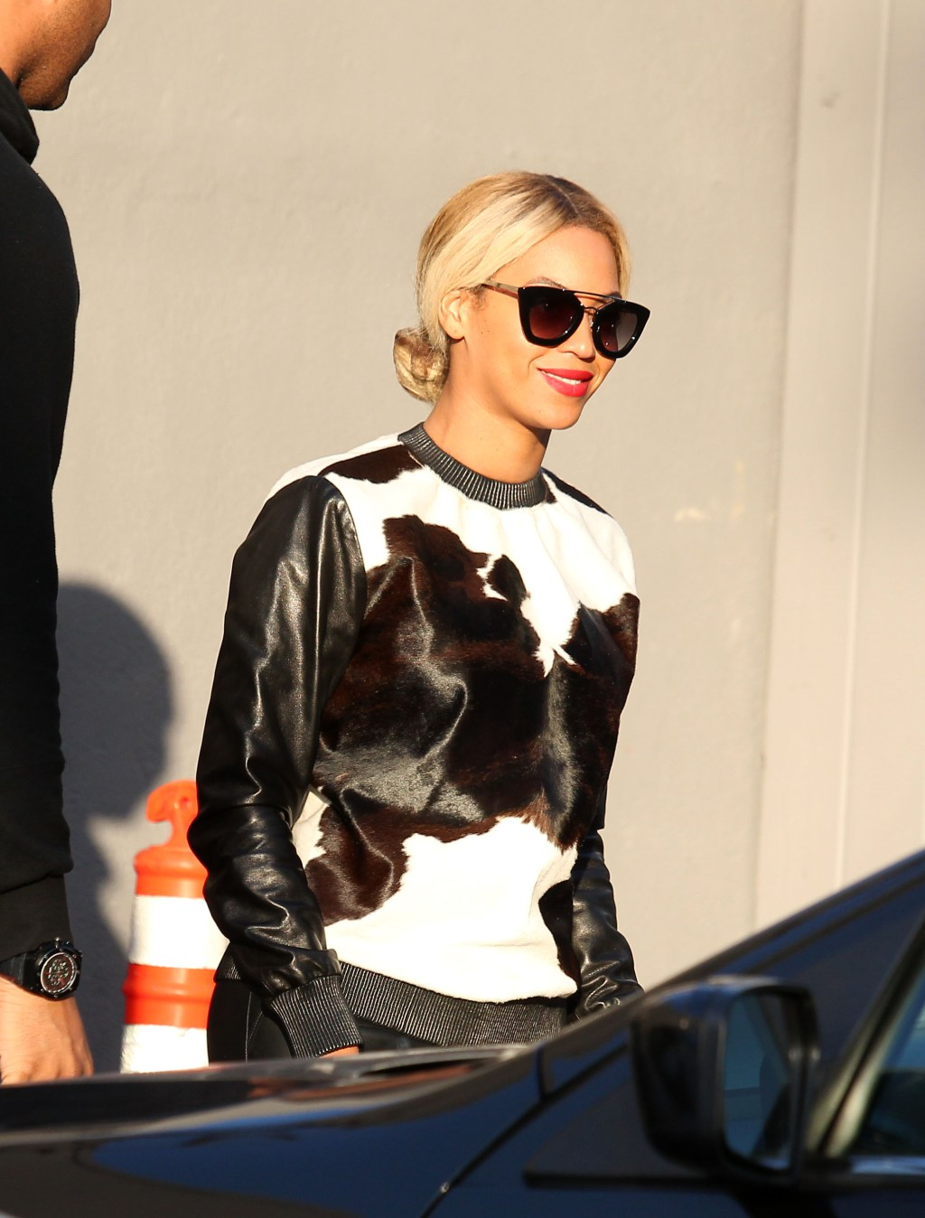 Last year Beyoncé was seen leaving a vegan restaurant in a sporty fur pullover that caused nationwide buzz