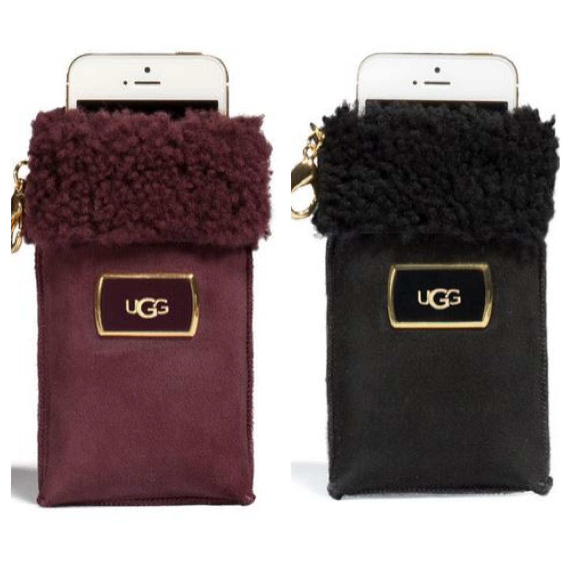 UGG Australia's Jane shearling phone sleeves