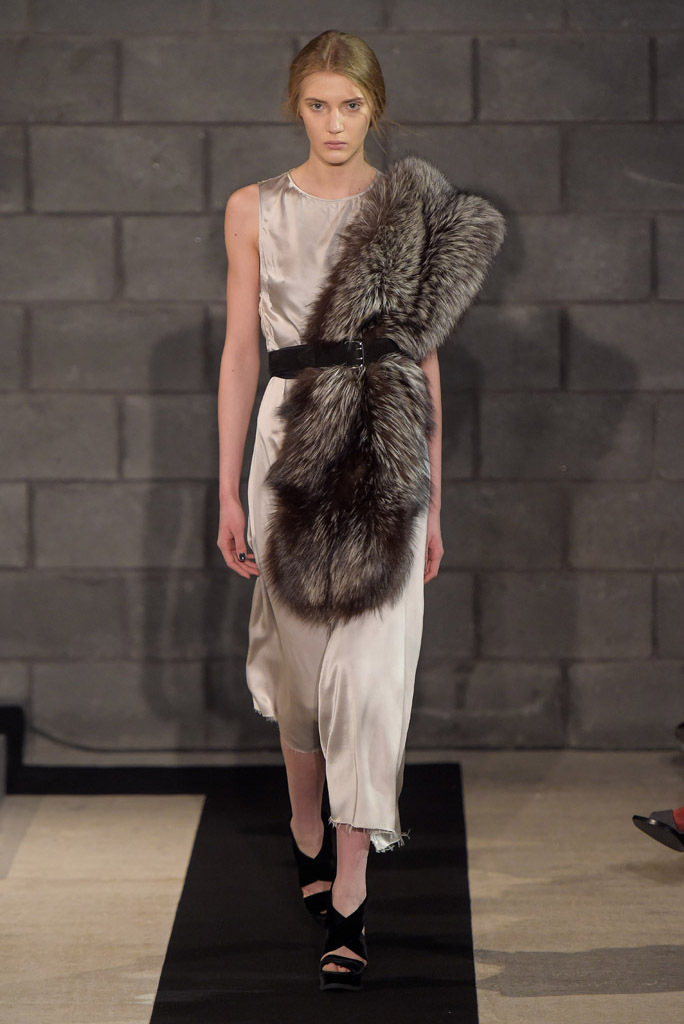 Amanda Wakeley RTW Fall 2016