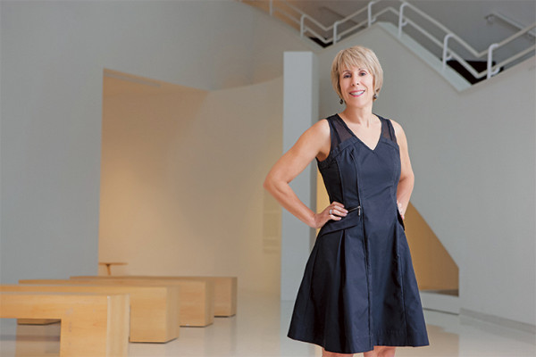 Bonnie Clearwater, NSU Art Museum Director and Chief Curator