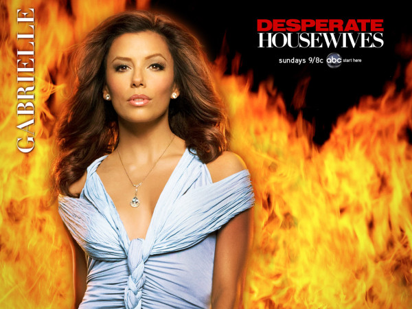 Eva played the role of Gabriella Solis, the firy and as always-scheming housewife on the ABC hit Desperate Housewive