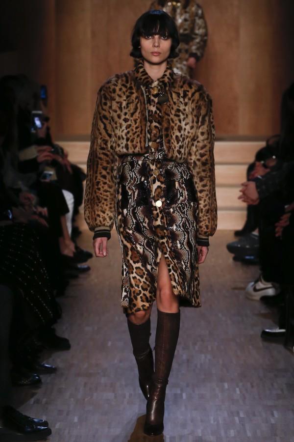 Givenchy Fall 2016