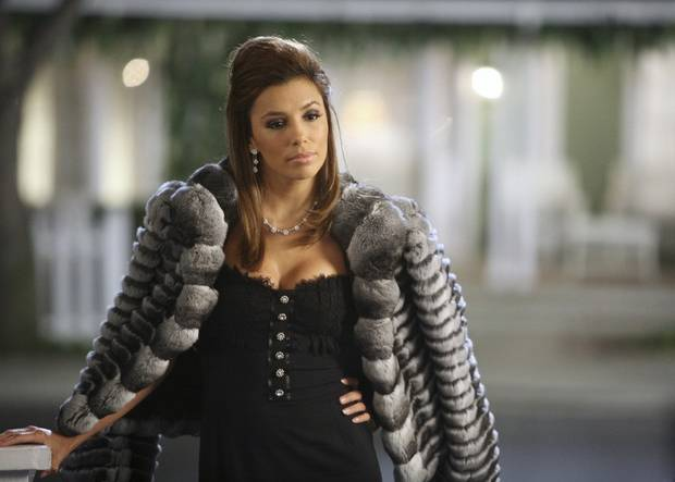 Gabrielle Solis was a fashionable force to be reckoned with on Desperate Housewives