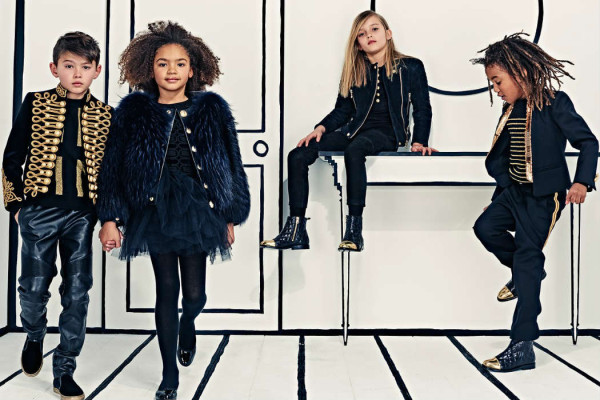 Balmain Kids Collection 2016