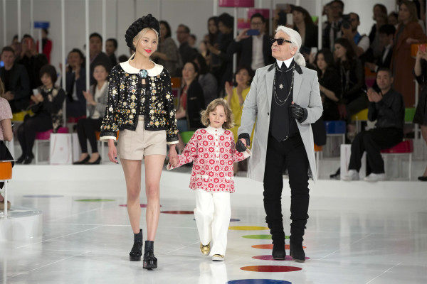 Karl Lagerfeld Kids Collection Spring-Summer 2016